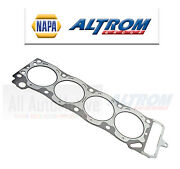 Cylinder Head Gasket Napa Altrom .7mm Thicker Fits 1981-1995 Toyota Pickup 22re