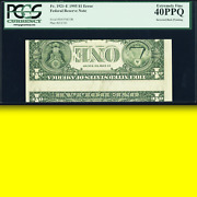 1995 Pcgs Xf40 Ppq Inverted Back █ Flashier Than 396000 Error Rare Later Date