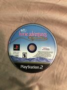 Barbie Horse Adventures Wild Horse Rescue Playstation 2 Ps2 2008 Disc Only