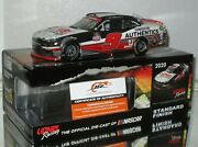 2020 Noah Gragson 9 Lionel Racing Dual Autographed Checkers Or Wreckers 78/120