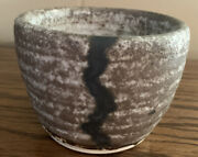 Mccartyandrsquos Pottery Nutmeg 3andrdquo Bowl Genuine- 1st Quality