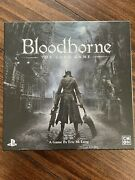 Cmon Bloodborne The Card Game + The Hunterand039s Nightmare Expansion