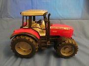 Bruder Massey Ferguson 7480 Tractor With Front Loader, Gently Used