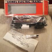 Vintage Lionel Pennsylvania Extended Vision Caboose With Smoke 6-19807. Nib