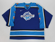 2004 World Cup Of Hockey Vintage Nike Hockey Jersey Authentic 15178