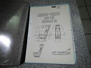 Vintage Martin Baker And The Corsair Ii Ejection Seat Presentation Proposal Rare