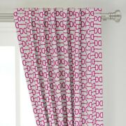 Snaffle Bit Bridle Equestrian Horse Pony 50 Wide Curtain Panel By Roostery