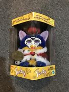 Furby Your Royal Majesty Special Limited Edition 2000new In Sealed Box