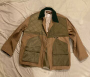 Remington Large Hunting Shooting Jacket Coat W Pouch And Chest Pads - Never Used