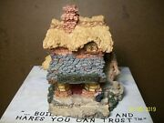 Boyds Bearly-built Villages - Ted E. Bear Shop 6e/4 Mint In Box