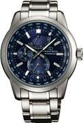 Orient Watch Wz0021jc Menand039s Silver Navy Analog Round Face Stylish And Smart