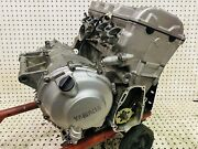 2001 Yamaha Yzf R6 Replacement Engine Motor Block Assembly 18850 Miles