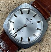 Nos New Radiant P 7010 Hand Manual 1 1/8in Watch Vintage Watch