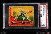 1933 Goudey 119 Rogers Hornsby Cardinals Psa 3 - Vg
