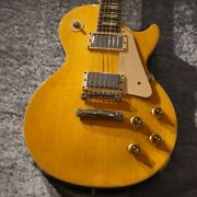 Gibson Les Paul Classic To Trans Amber [2000] [4.32kg] Used