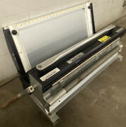 Tapco Port-o-slitter 24andrdquo Great Shape Local Pickup Or Delivery