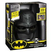 Batman Dc Voice Changing Mask 15+ Phrases Caped Crusader Creature Chaos