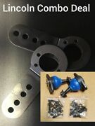 Lowrider Hydraulics Lincoln Spoons And Hd Ball Joints Package Deal