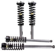 Air To Coil Spring Conversion Kit For Mercedes S500 W220 2000-2006 Front And Rear