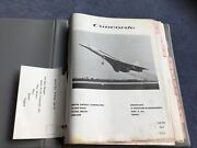 Bac Sud Aviation Original Updated Manual Engineering Notes 18 Chapters 1970 Rare