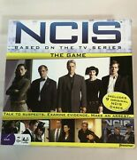 Ncisthe Game Board Game 2010 Complete Open Box In Great Condition Free Shipping