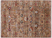 5and039 1 X 6and039 7 Traditional Handmade Wool Rug - Q10012