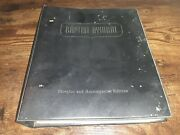 Baptist Hymnal 1956 Director And Accompanist Edition Binder Convention Press Tn