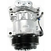 A/c Ac Compressor For Chevy Olds Express Van S10 Pickup Savana With Clutch Gmc