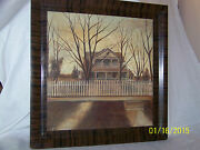 Charles Robert Browningamerican Listed Artist-antique Oklahoma Still Life Home