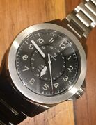 Yema Flygraf Pilot M1 Automatic Watch With In-house Mov't
