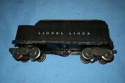 Lionel Lines 2466wx Tender With Whistle. The Whistle Works Well.