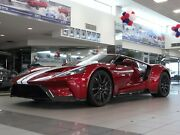 2019 Ford Ford Gt 2019 Ford Gt Lightweight Carbon Series - Rare Liquid Red Tri-coat Only 8.7 Miles