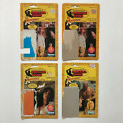 Kenner Indiana Jones Raiders Of The Lost Ark 1982 Lot With Cards