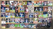 Atlanta Braves Unsigned 8 X 10 8x10 Photo Pictures 4x6 Huge Lot 66