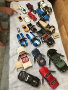 Lot Of 17 Die Cast Model Cars - Various Sizes And Brands In Great Condition