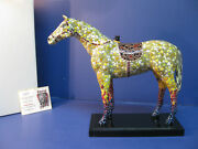 Andnbsprare Horse Fever Mosaic Large 9 Figurine 1e/0223 Marion County Nib