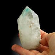 World Rarrest 1980and039s Blue Ajoite In Twin Dt Quartz Messina Mine South Africa