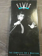 Elvis Presley The King Of Rock 'n' Roll The Complete 50s Masters Cassettes