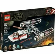 New | Lego Star Wars 75249 Resistance Y-wing Starfighter Playset | 578 Pcs