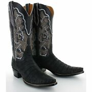 Mk2417-1 Old Gringo Barbwire Tool Mens 13 Black Leather Boots