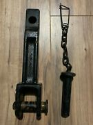 Peterbilt Kenworth Tow Hook With Frame Pin Complete With Clip Free Shipping