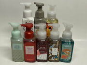 X8 Bath And Body Works Mixed Scent Foaming Hand Soap