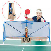 Ping-pong Ball Practice Machine Training Exercise Table Tennis Training Luxry V.