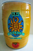 Bell's Brewery 2007 Oberon Ale1.32 Gallon Empty Mini Keg-limited And Rare 3rd Yr