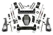 7.5 Rough Country Lift Kit 25330 Fits 11-19 Chevy Gmc 2500hd 3500hd 4wd