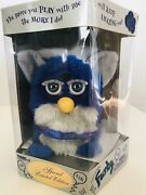 Tiger 2000 Millennium Special Limited Ed. Blue Furby Interactive Collection Toys
