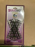 Mth Scaletrax 45 Degree Crossing 45-1006