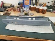 Lionel Prewar 752 E Power Unit Body, Stripped, Primed And Ready For Paint