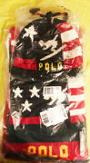 New - Polo Sui Hat And Scarf Set Suicide Stadium Pwing Snow Beach