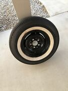 Will Not Ship Fintail Vintage Spare Tire Display Piece.